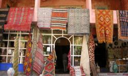 Maroc. La vallée de l'Ourika.