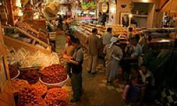 Maroc: Rissani, route vers Merzouga